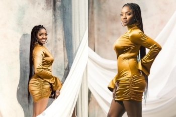 'I Cry About It Sometimes' - Simi Says As She Celebrates Clocking Age 33 With Adorable Photos